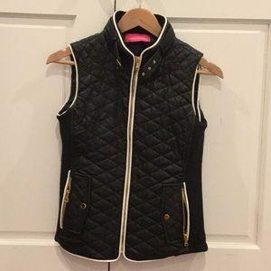 Jackets & Blazers - Faux Leather Vest- never worn